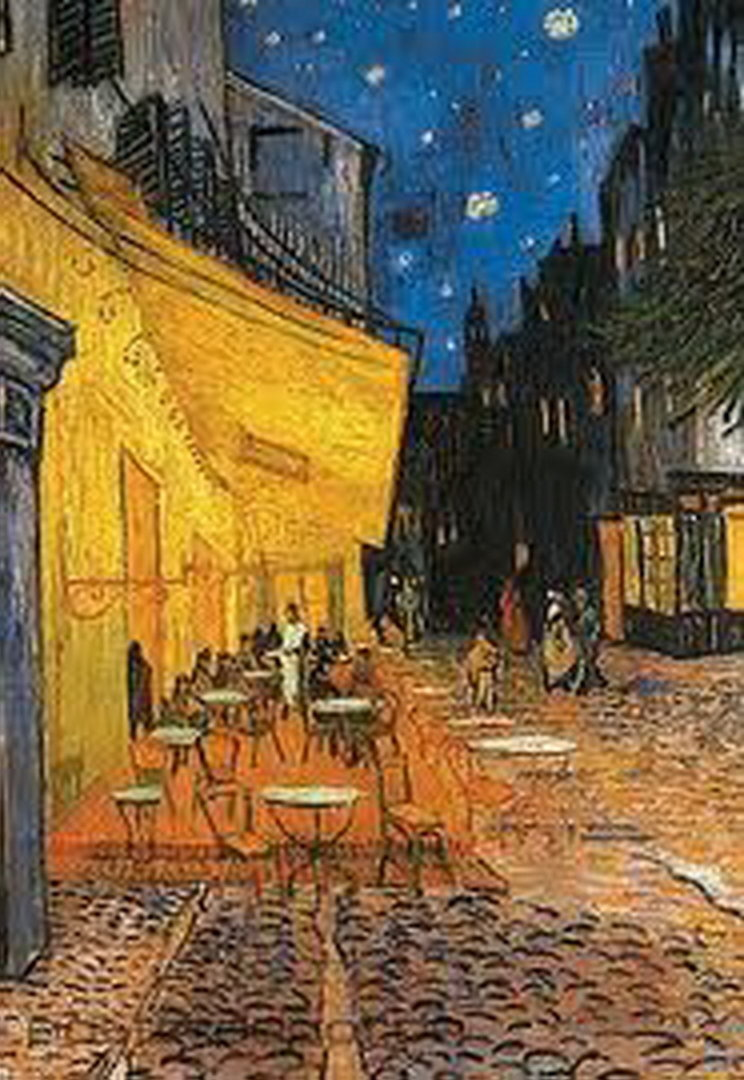 "Vincent Van Gogh ""The Night cafe"" Essay"