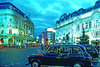 London Black Cabs- Hackney Cabs- Taxis  Mini A2 Paper Poster