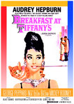 Black Framed - Breakfast At Tiffanys Promo Maxi Poster