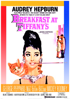 Breakfast At Tiffanys Promo Maxi Poster