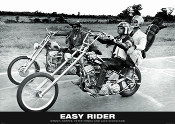 Easy Rider Maxi Poster