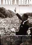 Black Framed - Martin Luther King Maxi Poster
