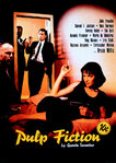 Black Framed - Pulp Fiction International Promo Maxi Poster