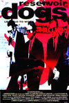 Black Framed - Reservoir Dogs Promo Poster