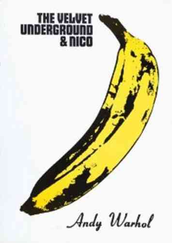 The Velvet Underground featuring Nico A1 paper rock poster