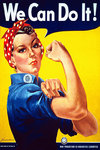 Rosie the Riveter We Can Do It - Maxi Paper Poster