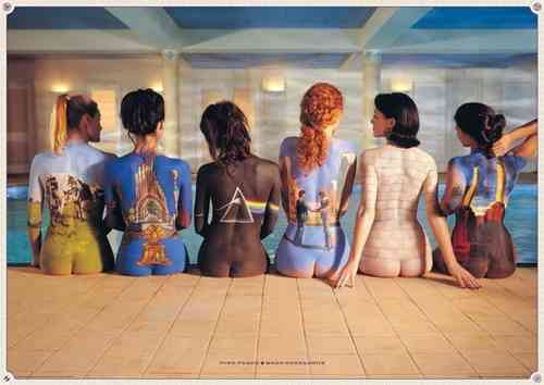 Pink Floyd (Back Catalogue) - Giant Paper Poster
