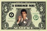 Scarface (Dollar) - Giant Paper Poster
