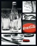 Coca Cola - Photo Comp - Mini Paper Poster