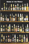 Beers Of the World Maxi Paper Poster