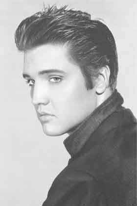 Elvis Presley Loving You Face Maxi Paper Poster