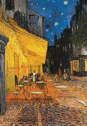 Laminated - Vincent Van Gogh - Café Terrace at Night - Maxi Poster