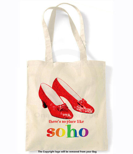 There's No Place Like Soho - Red Shoes