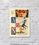 About De Souffle - Art Print