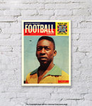 Pele Football World Cup - Art Print